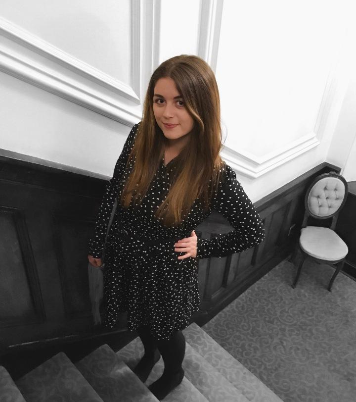 Spotty Dress Date